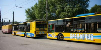 Поставка в Кременчуг 40 троллейбусов не обошлась без тендерного скандала