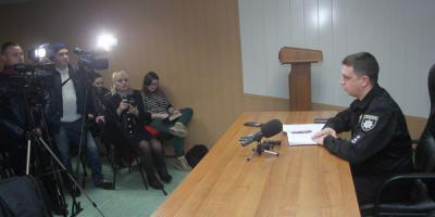 Резонансное убийство Миргородского и нападение на родителей VIP-чиновника под Кременчугом новый главный коп города еще не изучал