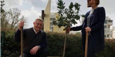 Що віце-мери Пелипенко і Усанова робили в ізраїльському Рішон-Ле-Ціоні