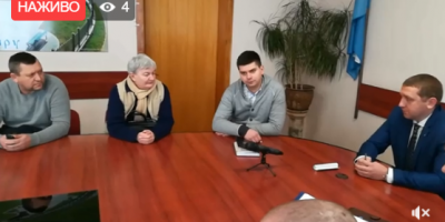 Активісти вимагають допустити на Водохреща до освячення води у Дніпрі представників УПЦ Київського патріархату