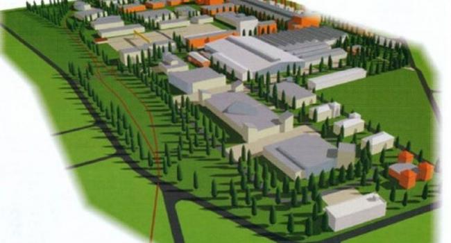 В апреле начнут выбирать управляющую компанию индустриальному парку