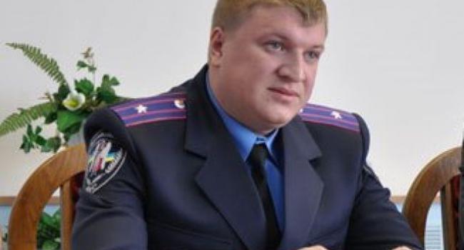 Полтавщина получила нового начальника ГАИ – майора Зленко
