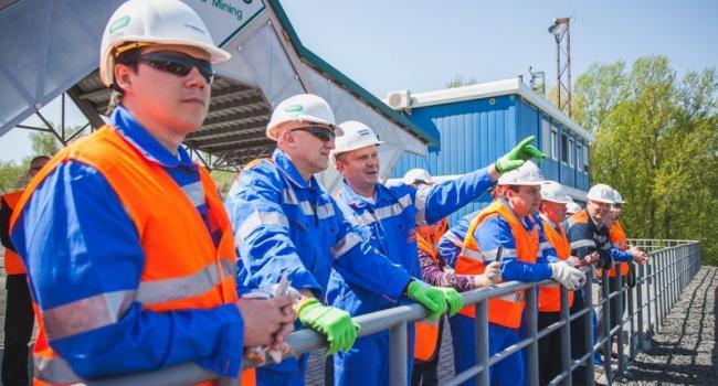 Выработка железной руды на Полтавщине будет производиться закрытым способом