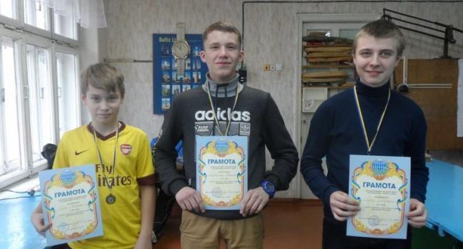 Поздравляем юных победителей конкурса по судомодельному спорту