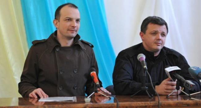 В Кременчуг приедут Семен Семенченко и Егор Соболев