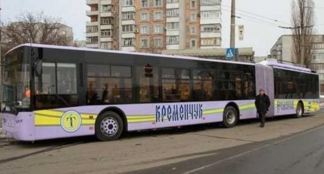 Угроза остановки троллейбусов в Кременчуге пока миновала