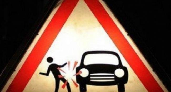 В Кременчуге на пешеходном переходе сбит 47-летний мужчина