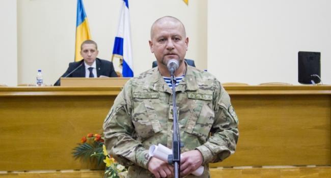 Вице-мэра Кременчуга наградили за военные заслуги