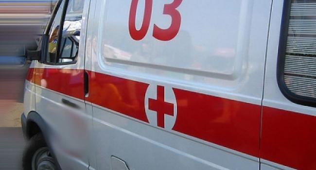Машина «скорой» накануне попала в ДТП