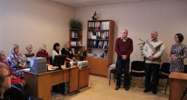 В Кременчуге Департамент труда и соцзащиты населения возглавил Владимир Поляков