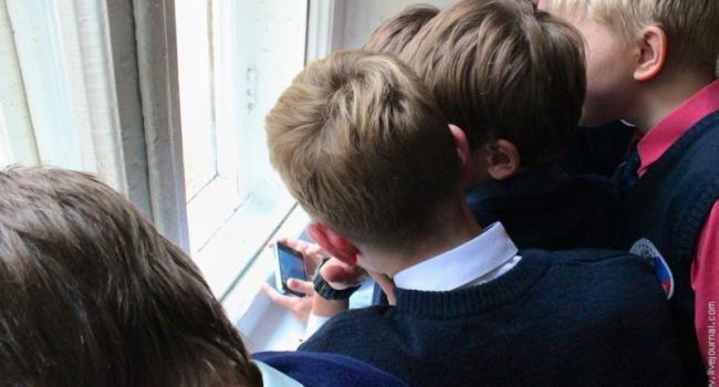 В элитной школе Кременчуга обокрали ученика