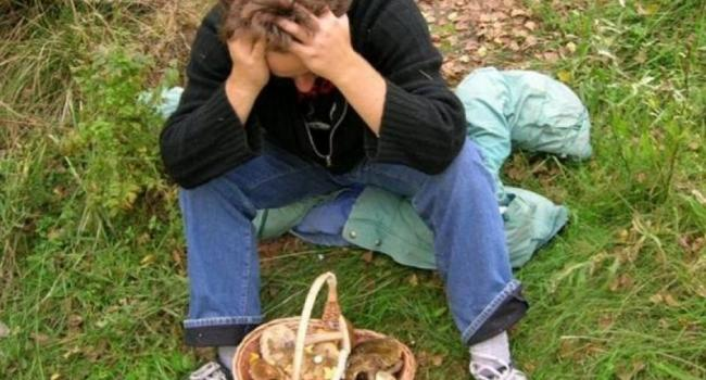 Кременчужанин отравился грибами