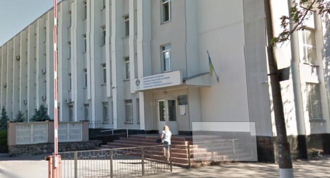 Кременчугская налоговая сегодня принимает отчеты в здании по улице Сердюка, а не в главном офисе по Троицкой