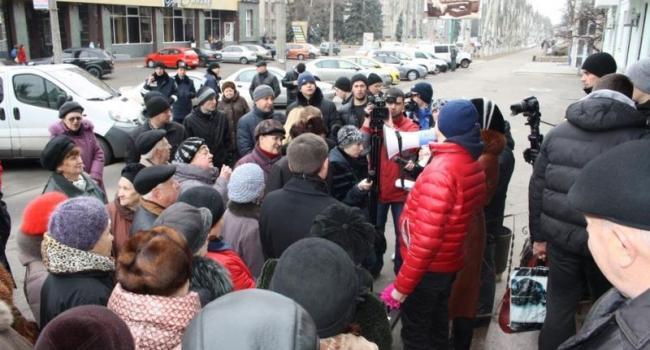 «Пиддубна против скульптуры Бабаева» - продолжение 5 марта