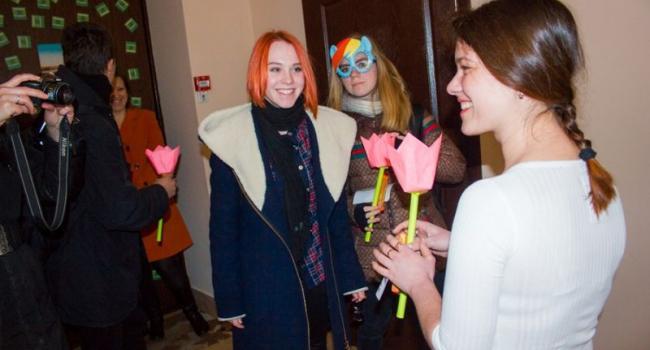 Кременчугские школьники стали «дарителями добра»