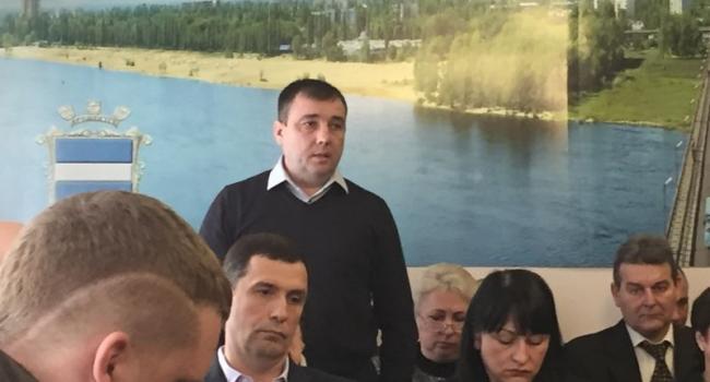 В Кременчуге «новый-старый» главный эколог