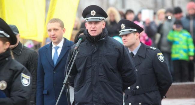 За время работы патрульной полиции из 8 тыс. человек уволилось только 98 полицейских - Жуков