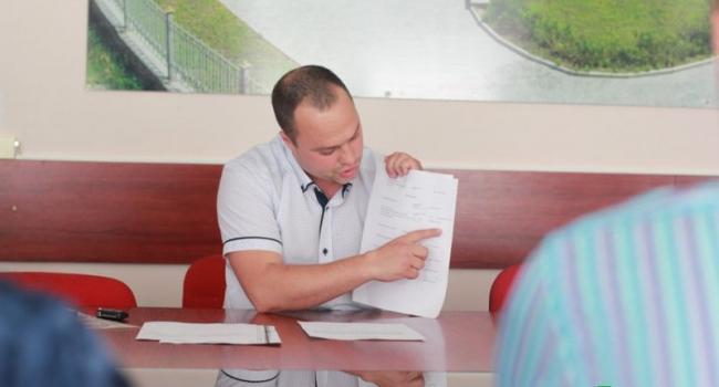 Депутат Таценюк «наехал» на коллегу Березянского, но, видимо, безосновательно