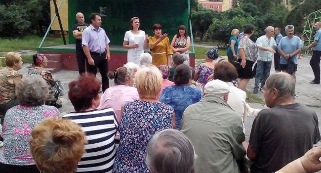 Жителей 1-ой Занасыпи привлекли к слушаниям о переименовании улиц