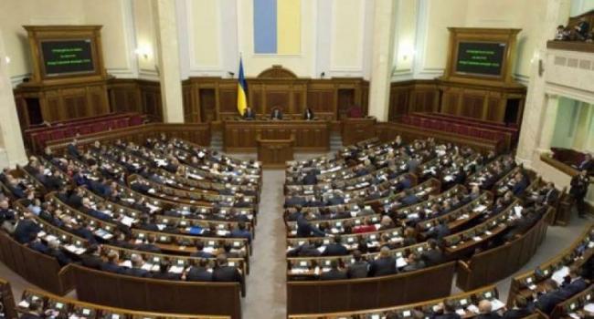 Верховная Рада сегодня назначит местные выборы