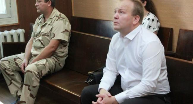 Харченко хочет от Головача 50 тысяч гривен морального ущерба