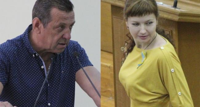 Пиддубная+Таценюк= «Батьківщина»?!