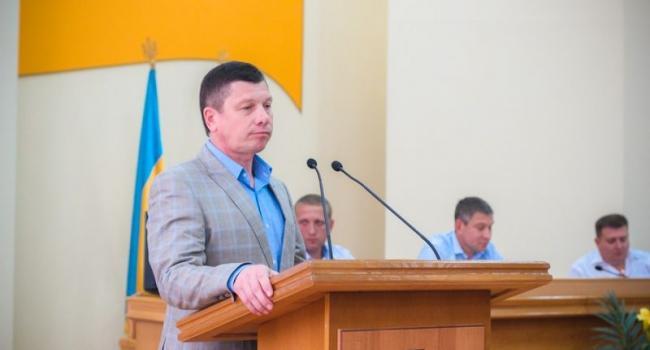 Калашник разъезжает по Киеву, но в мэрии не говорят о цели поездки