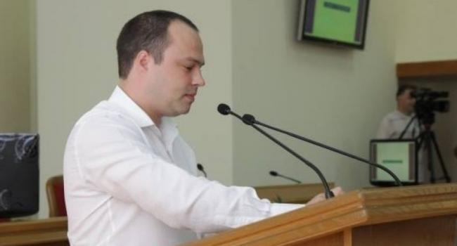 Депутат Березянский заявил об угрозах в свой адрес со стороны оппонентов