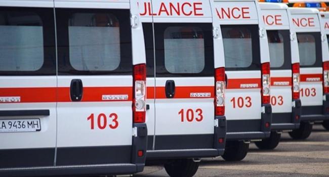 Губернатор Полтавщины в Минздраве просит деньги на технику для медиков