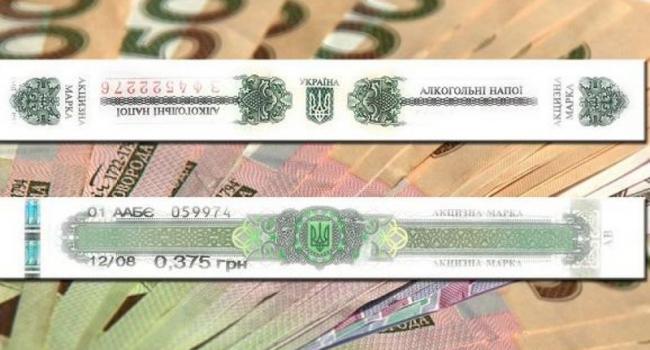 Из незаконного оборота налоговики изъяли продукции на 15 млн. грн.