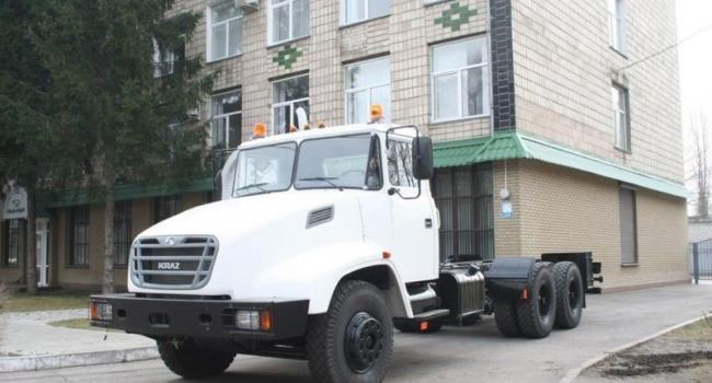 КрАЗ завершил выполнение контрактов для контрагентов из стран СНГ