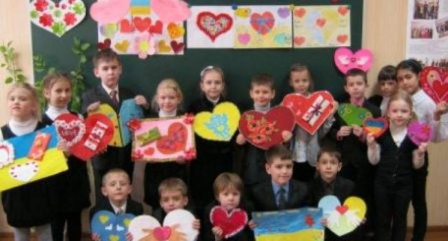 Ученики школы № 19 передадут подарки в зону АТО