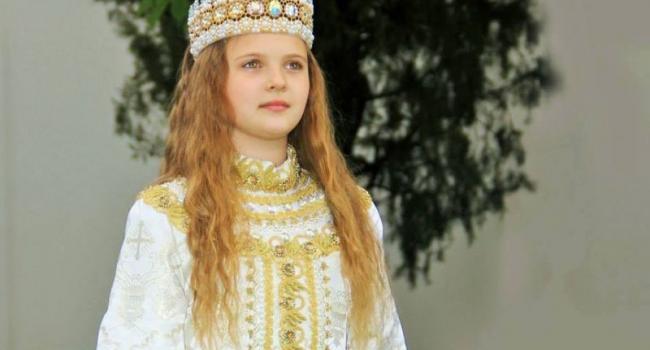 Юная полтавчанка победила в конкурсе «Маленькая Мисс Вселенная»