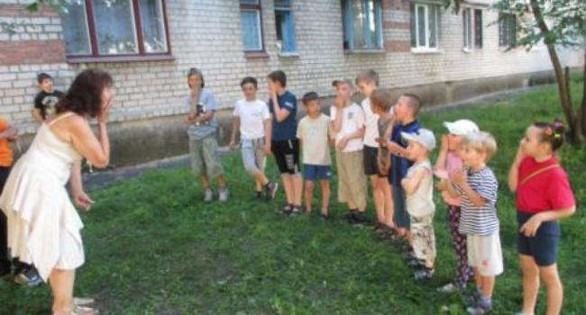 В Кременчуге работают детские клубы активного отдыха
