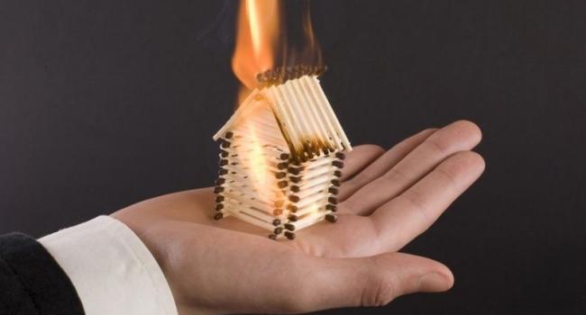 Кременчугские пожарные спасли 1 миллион гривен