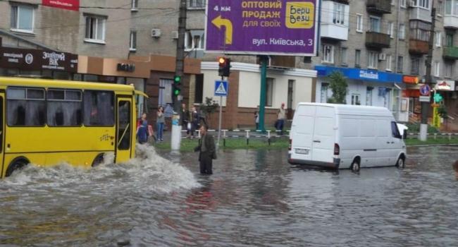 Стали известны итоги непогоды в Кременчуге