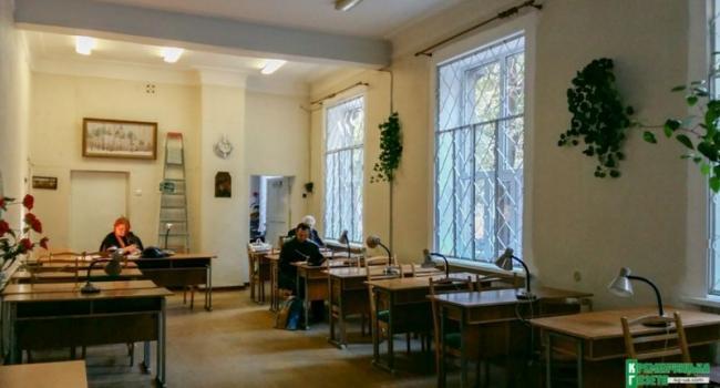 Минкультуры расскажет кременчугским библиотекарям, как работать без денег