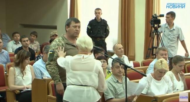 Депутаты Кременчугского горсовета «зацепились» за «план Мореля»