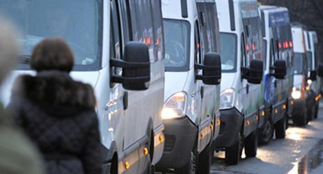 В Кременчуге тариф на проезд в маршрутках снижен не будет