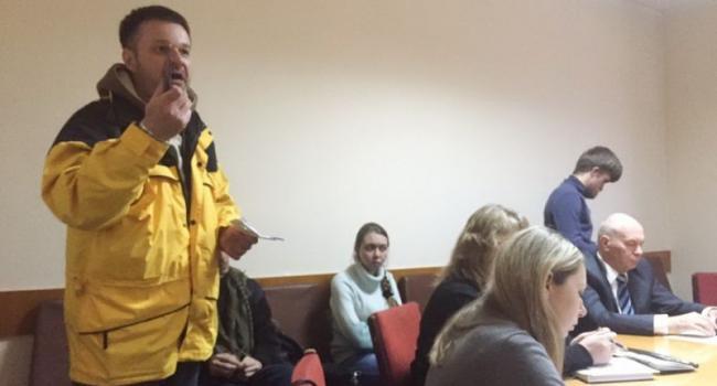 Мэрия Кременчуга получила «красную карточку» от воинов АТО и переселенцев