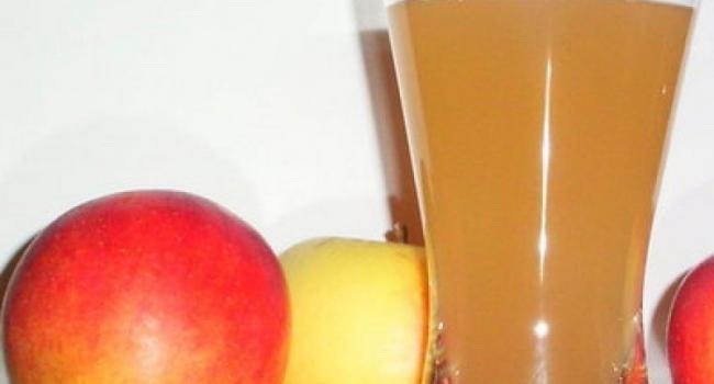 В Кременчуге с фуры «слили» больше 60 литров … сока