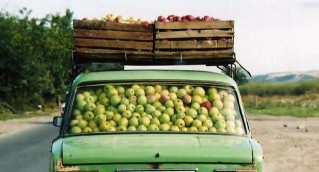 """В Кременчуге воров """"потянуло"""" на фрукты"""