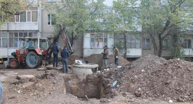 В домах на ул. Ген. Родимцева возможно отключение воды