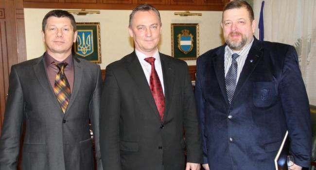 Кременчуг посетил уполномоченный мэра словацкого города Кошице