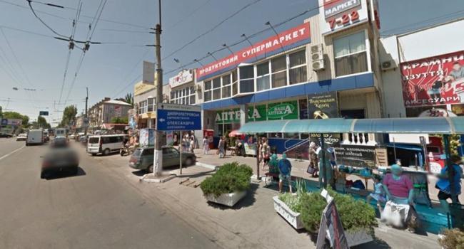 Депутаты дали «Торговой гильдии» «зеленый свет» на строительство торгового комплекса возле Приднепровского рынка