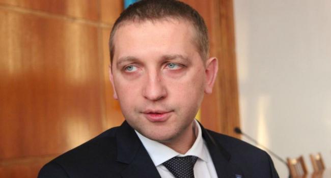 Мэр Малецкий о восстановлении Медведовского:нас заставляют выполнить какие-то вещи