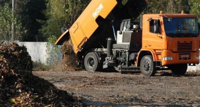 В Кременчуге за вывоз мусора коммунальным службам платить не придется