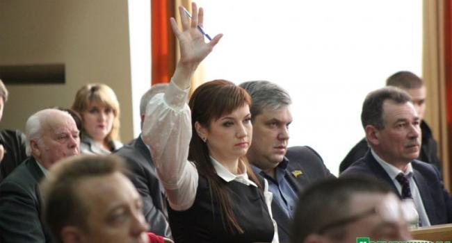 Пиддубная ответила Ульянову и попросила поддержки у всех депутатов
