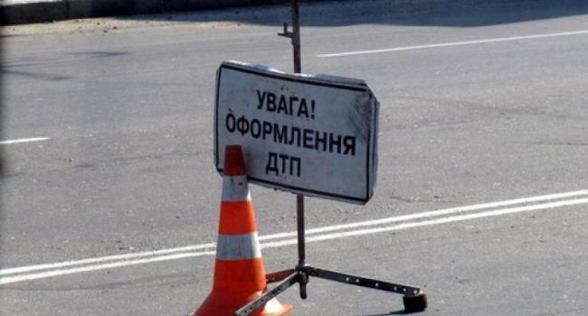 18-летний водитель, возле «Днепровских зорей», на переходе сбил троих пешеходов