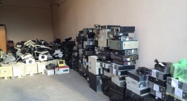 130 игровых компьютеров конфисковано на Полтавщине